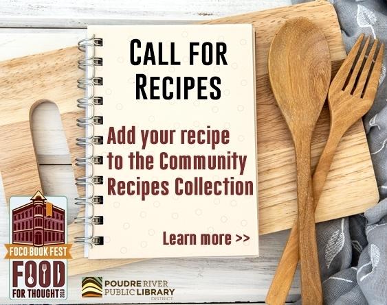 Call for Recipes!