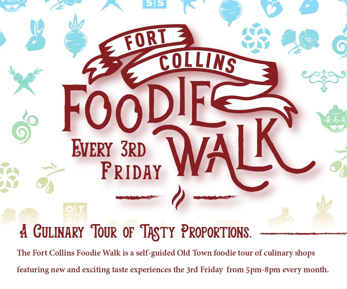 Fort Collins Foodie Walk + FoCo Book Fest