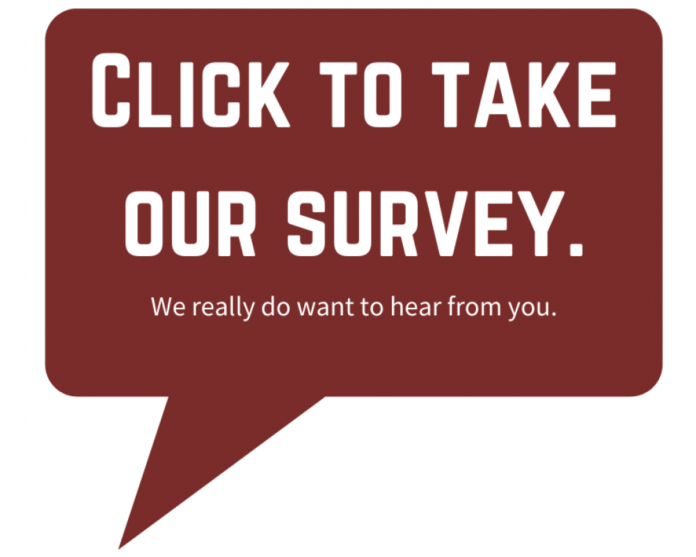 Please Take Our Event Survey
