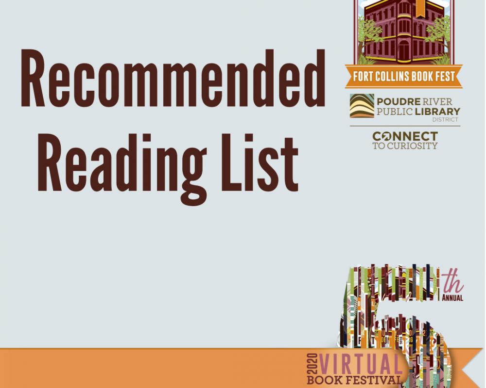 FoCo Book Fest Reading List