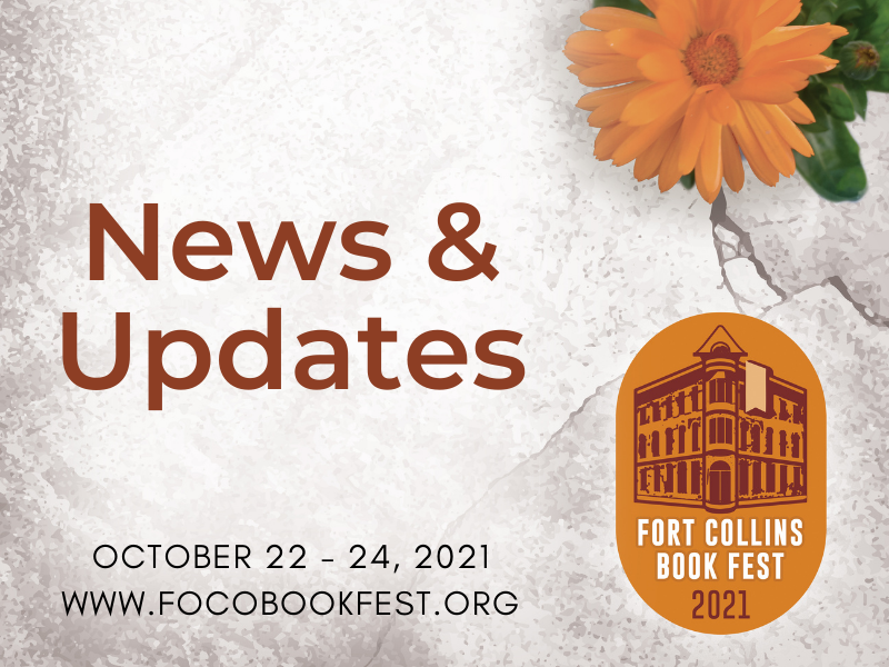 Literary and Historical Fiction, Slasher Stories, Survival Tales, Romance Novels, Poetry, and More Take Center Stage at Fort Collins Book Fest