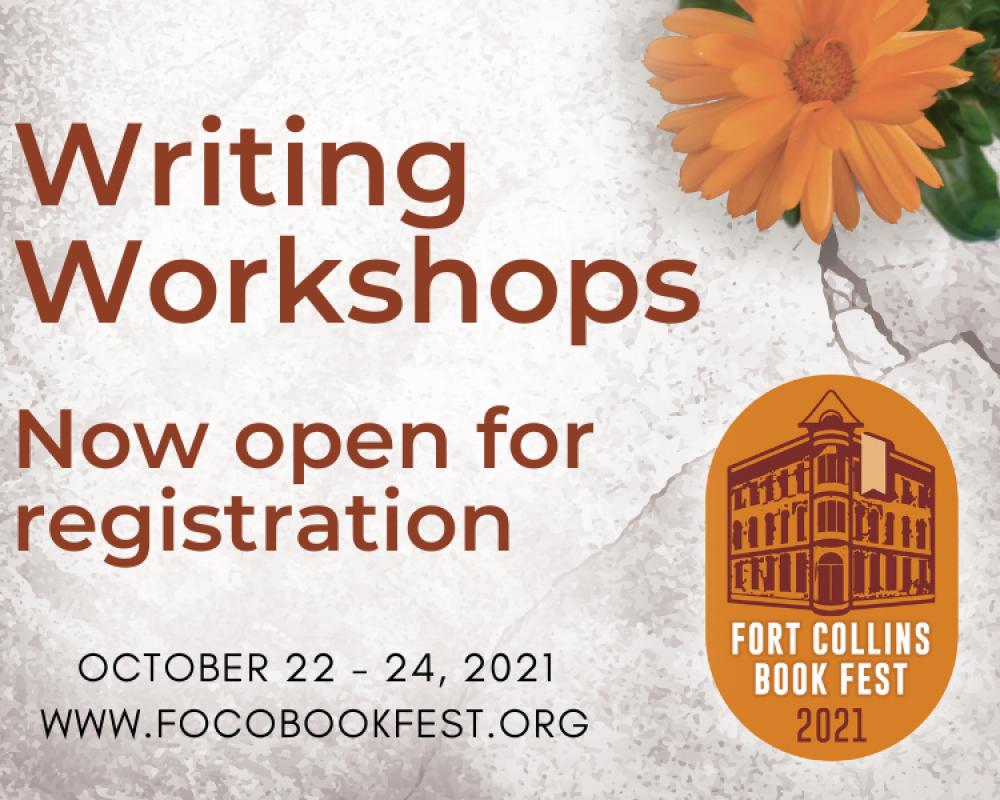 Writing Workshops Open for Registration
