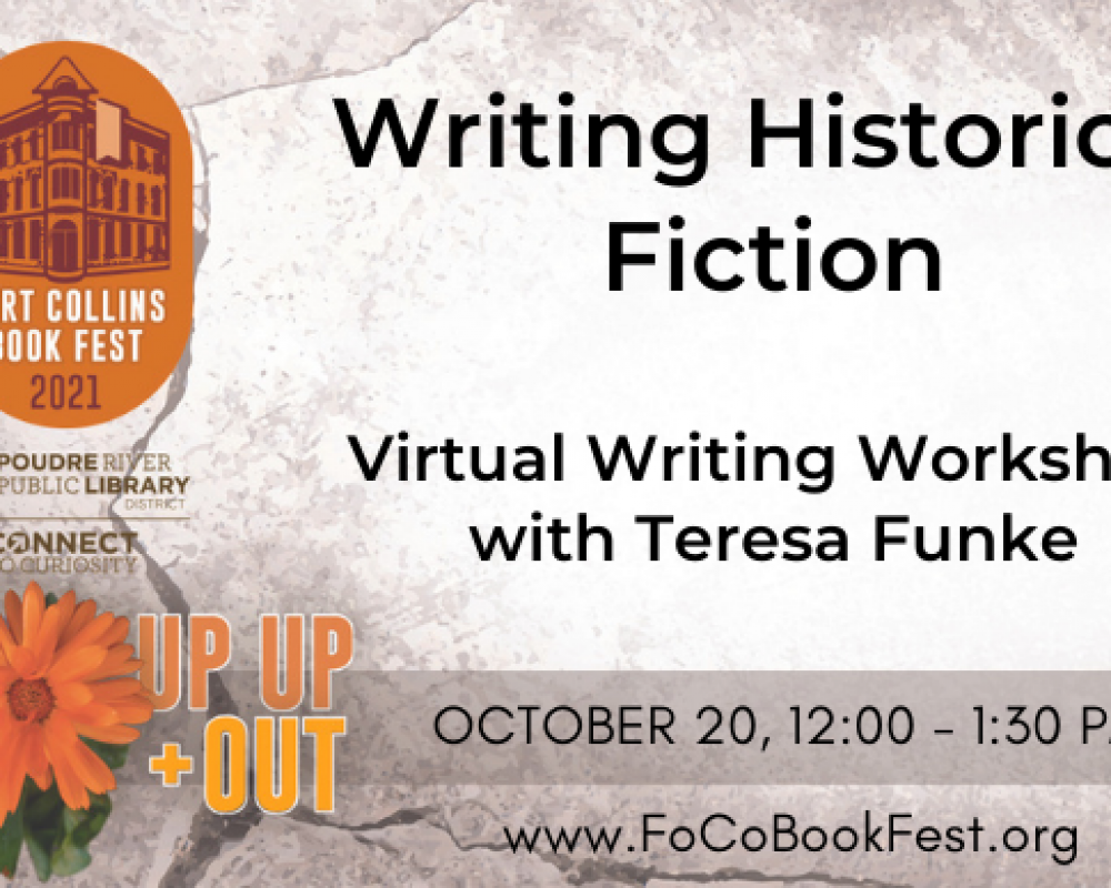 Writing Workshop: Writing Historical Fiction