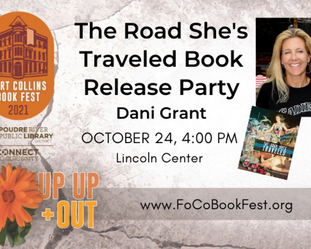 The Road She's Traveled Book Release Party